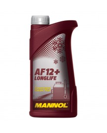 Mannol Antifreeze AF12+ 1л