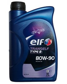 Elf TRANSElf TYP B 80W-90 1л