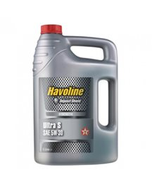 Texaco Havoline Ultra S 5W-30 4л