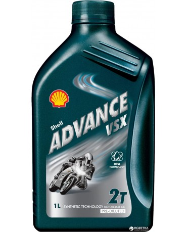 SHELL Advance VSX2 1л